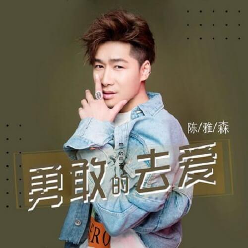 Yong Gan De Qu Ai 勇敢的去爱 Be Brave To Love Lyrics 歌詞 With Pinyin By Chen Ya Sen 陈雅森 Eisen