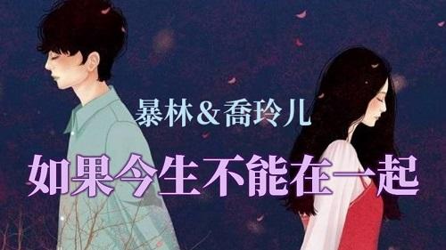 Ru Guo Jin Sheng Bu Neng Zai Yi Qi 如果今生不能在一起 If This Life Can Not Be Together Lyrics 歌詞 With Pinyin By Bao Lin 暴林 Qiao Ling Er 乔玲儿
