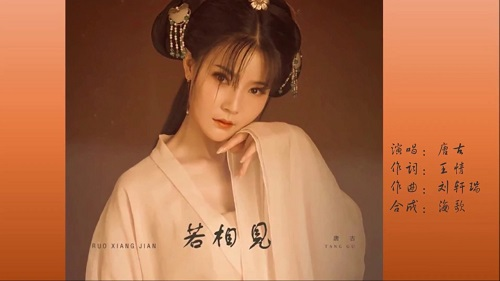 Ruo Xiang Jian 若相见 If Meet Each Other Lyrics 歌詞 With Pinyin By Tang Gu 唐古