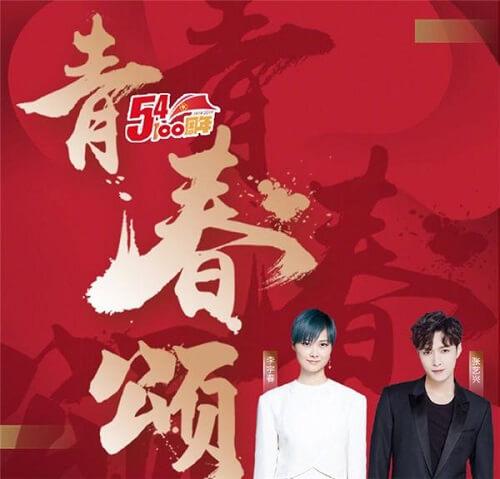 Qing Chun Song 青春颂 Ode To Youth Lyrics 歌詞 With Pinyin By Li Yu Chun 李宇春 Chris Lee