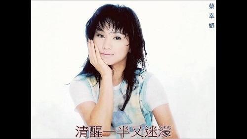 Fen Shou He Bi You Xiang Feng 分手何必又相逢 Why Break Up And Meet Again Lyrics 歌詞 With Pinyin By Cai Xing Juan 蔡幸娟 Delphine Tsai