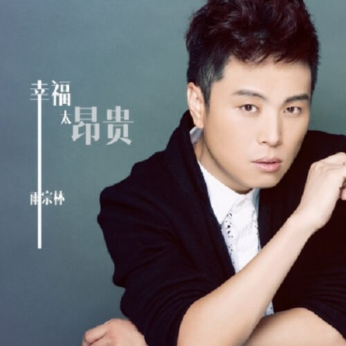 Xing Fu Tai Ang Gui 幸福太昂贵 Happiness Is Too Expensive Lyrics 歌詞 With Pinyin By Yu Zong Lin 雨宗林