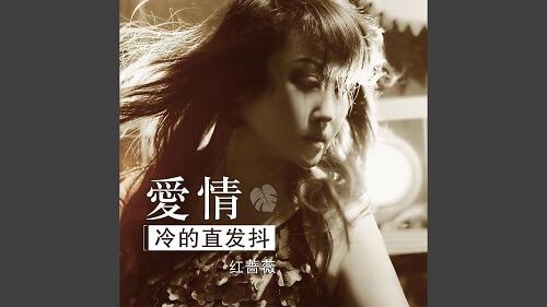 Ai Qing Leng De Zhi Fa Dou 爱情冷的直发抖 Love Shivers With Cold Lyrics 歌詞 With Pinyin By Hong Qiang Wei 红蔷薇