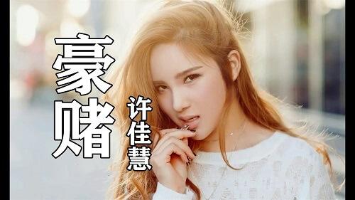 Hao Du 豪赌 We Bet On Lyrics 歌詞 With Pinyin By Xu Jia Hui 许佳慧
