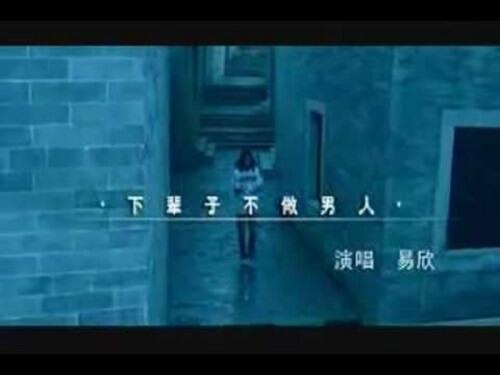 Xia Bei Zi Bu Zuo Nan Ren 下辈子不做男人 Don't Be A Man In Your Next Life Lyrics 歌詞 With Pinyin By Yi Xin 易欣