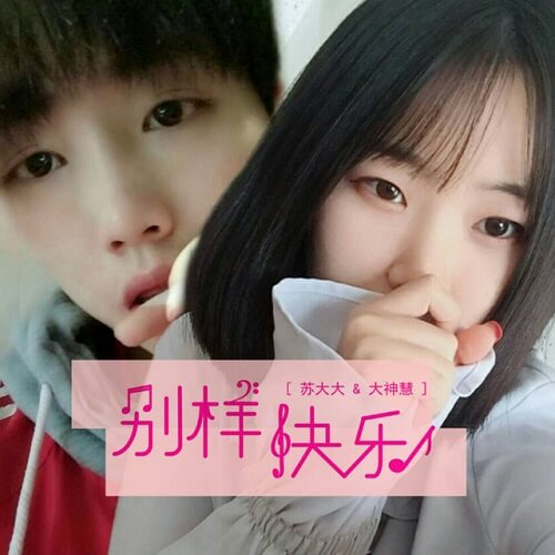 Bie Yang Kuai Le 别样快乐 Another Happy Lyrics 歌詞 With Pinyin By Su Da Da 苏大大 Da Shen Hui 大神慧