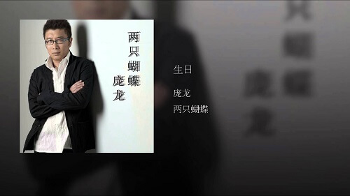 Sheng Ri 生日 Birthday Lyrics 歌詞 With Pinyin By Pang Long 庞龙