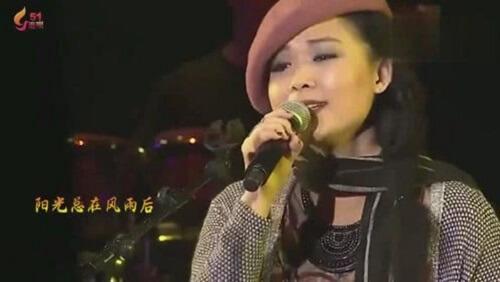 Yang Guang Zong Zai Feng Yu Hou 阳光总在风雨后 Sunshine Always Comes After Rain Lyrics 歌詞 With Pinyin