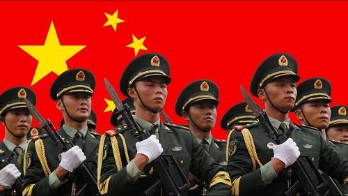 Zhong Guo Ren Min Jie Fang Jun Jun Ge 中国人民解放军军歌 Chinese People's Liberation Army Military Song Lyrics 歌詞 With Pinyin