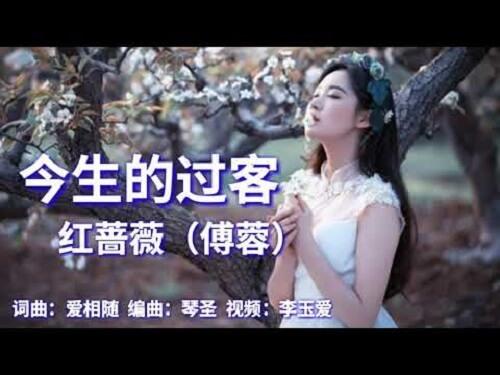 Jin Sheng De Guo Ke 今生的过客 The Traveler In This Life Lyrics 歌詞 With Pinyin