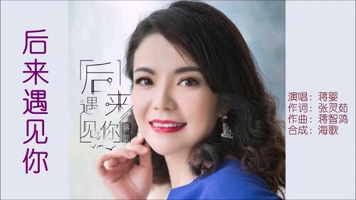 Hou Lai Yu Jian Ni 后来遇见你 Then I Met You Lyrics 歌詞 With Pinyin