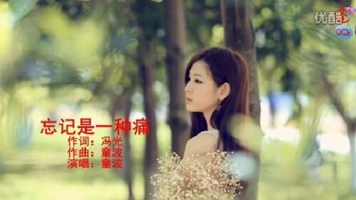 Wang Ji Shi Zhong Tong 忘记是一种痛 Forgetting Is A Kind Of Pain Lyrics 歌詞 With Pinyin