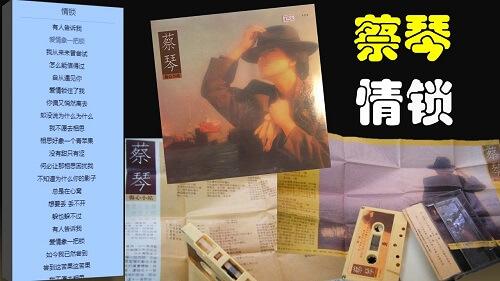Qing Suo 情锁 Love The Lock Lyrics 歌詞 With Pinyin