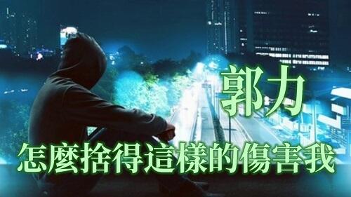 Zen Me She De Zhe Yang De Shang Hai Wo 怎么舍得这样的伤害我 How Can You Hurt Me Like This Lyrics 歌詞 With Pinyin