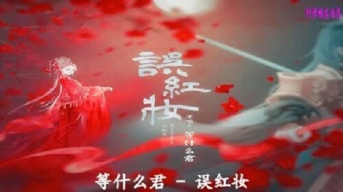 Wu Hong Zhuang 误红妆 Miss Red Makeup Lyrics 歌詞 With Pinyin