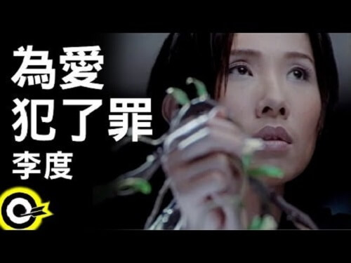 Wei Ai Fan Le Zui 为爱犯了罪 Committed A Crime Of Love Lyrics 歌詞 With Pinyin