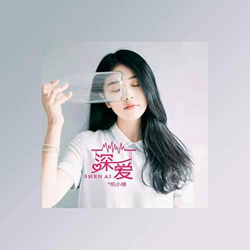 Shen Ai 深爱 A Deep Love Lyrics 歌詞 With Pinyin