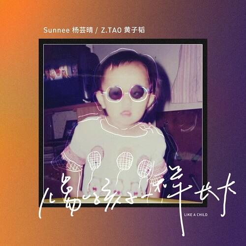 Xiang Hai Zi Yi Yang Zhang Da 像孩子一样长大 Grow Up Like A Child Lyrics 歌詞 With Pinyin