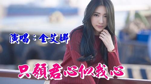 Zhi Yuan Jun Xin Si Wo Xin 只愿君心似我心 May Your Heart Be Like My Heart Lyrics 歌詞 With Pinyin