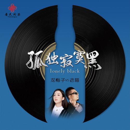 Gu Du Ji Mo Hei 孤独寂寞黑 Lonely Lonely Black Lyrics 歌詞 With Pinyin
