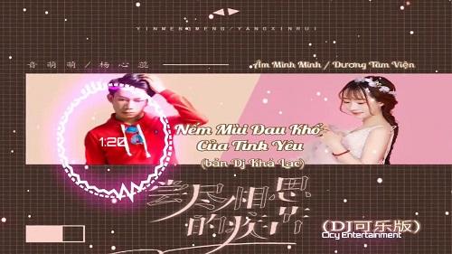 Chang Jin Xiang Si De Ji Ku 尝尽相思的疾苦 To Taste The Bitterness Of Lovesickness Lyrics 歌詞 With Pinyin
