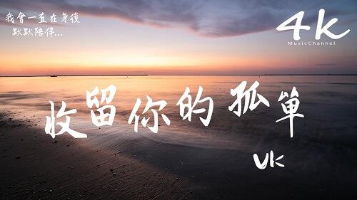 Shou Liu Ni De Gu Dan 收留你的孤单 Shelter Your Loneliness Lyrics 歌詞 With Pinyin