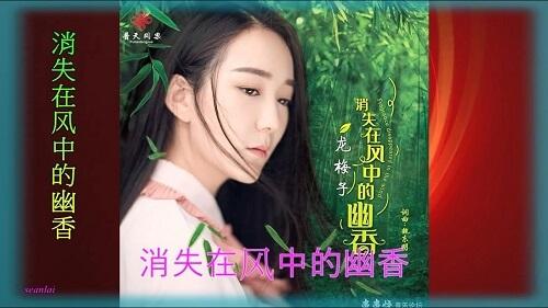 Xiao Shi Zai Feng Zhong De You Xiang 消失在风中的幽香 The Fragrance That Disappears In The Wind Lyrics 歌詞 With Pinyin