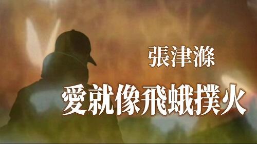 Ai Jiu Xiang Fei E Pu Huo 爱就像飞蛾扑火 Love Is Like A Moth To The Flame Lyrics 歌詞 With Pinyin