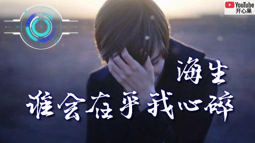 Shui Hui Zai Hu Wo Xin Sui 谁会在乎我心碎 Who CARES About My Broken Heart Lyrics 歌詞 With Pinyin