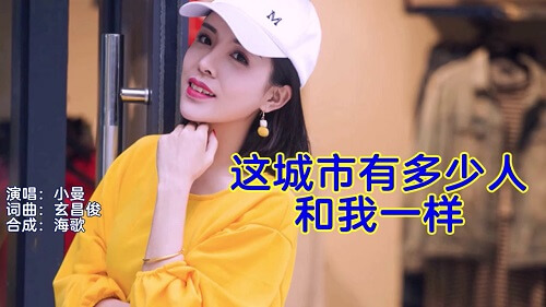 Zhe Cheng Shi You Duo Shao Ren He Wo Yi Yang 这城市有多少人和我一样 How Many People In This City Are Like Me Lyrics 歌詞 With Pinyin