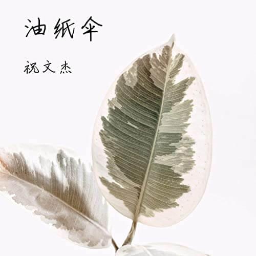 You Zhi San 油纸伞 Oiled Paper Umbrella Lyrics 歌詞 With Pinyin