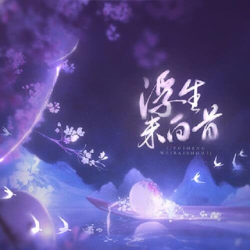 Fu Sheng Wei Bai Shou 浮生未白首 Floating Without White Head Lyrics 歌詞 With Pinyin