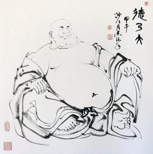 Hua Shang Ren 画上人 Picture Here Lyrics 歌詞 With Pinyin