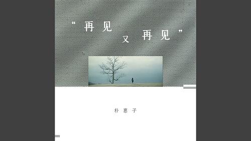 Zai Jian You Zai Jian 再见又再见 Goodbye And Goodbye Lyrics 歌詞 With Pinyin