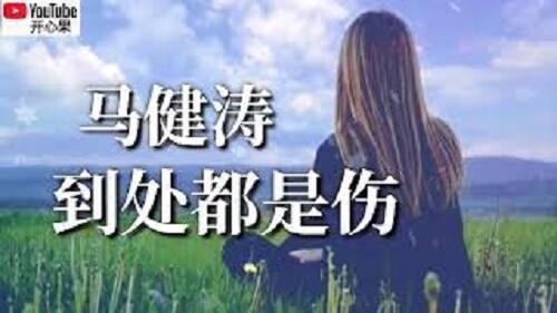 Dao Chu Dou Shi Shang 到处都是伤 There Were Injuries Everywhere Lyrics 歌詞 With Pinyin