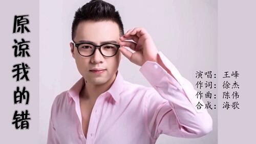 Yuan Liang Wo De Cuo 原谅我的错 Forgive Me For My Mistake Lyrics 歌詞 With Pinyin