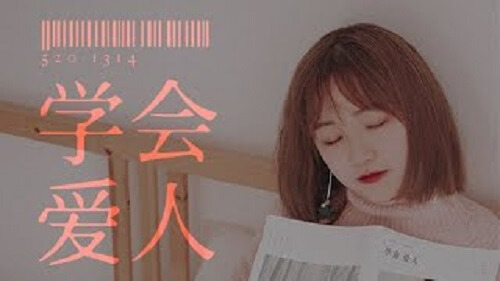 Xue Hui Ai Ren 学会爱人 Learn To Love Lyrics 歌詞 With Pinyin