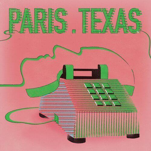 Ba Li De Zhou 巴黎德州 Paris Texas Lyrics 歌詞 With Pinyin