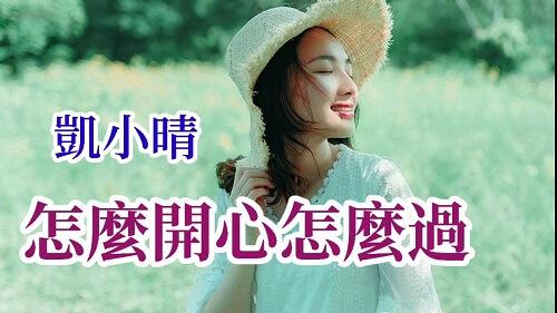 Zen Me Kai Xin Zen Me Guo 怎么开心怎么过 How Happy How To Spend Lyrics 歌詞 With Pinyin