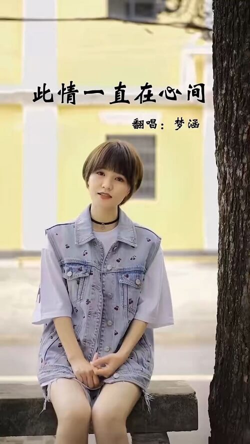 Qing Zai Ci Xin Jian 情在此心间 Love Is In The Heart Lyrics 歌詞 With Pinyin