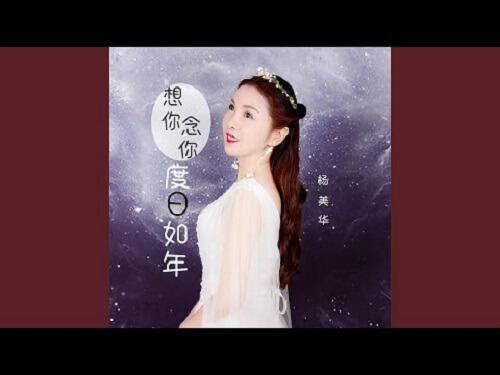 Xiang Ni Nian Ni Du Ri Ru Nian 想你念你度日如年 Think You Miss You Day Like A Year Lyrics 歌詞 With Pinyin