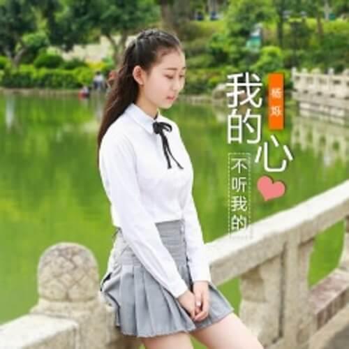 Wo De Xin Bu Ting Wo De 我的心不听我的 My Heart Will Not Listen To Me Lyrics 歌詞 With Pinyin