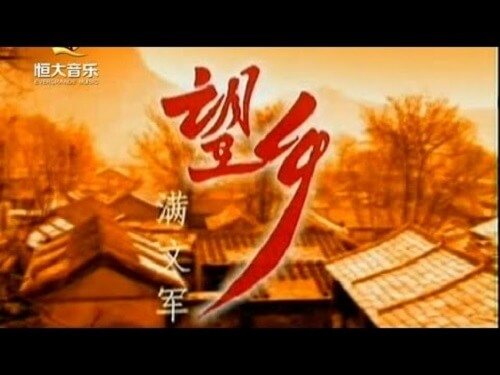 Wang Xiang 望乡 Hometown Lyrics 歌詞 With Pinyin