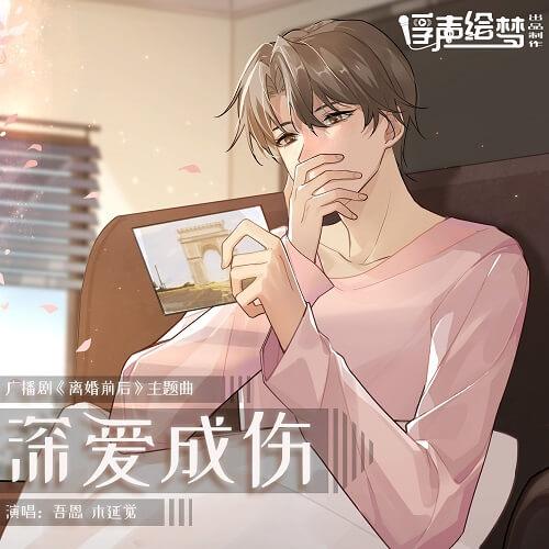Shen Ai Cheng Shang 深爱成伤 Love Into Injury Lyrics 歌詞 With Pinyin