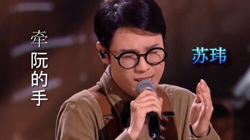 Qian Ruan De Shou 牵阮的手 Nguyen's Hand Lyrics 歌詞 With Pinyin