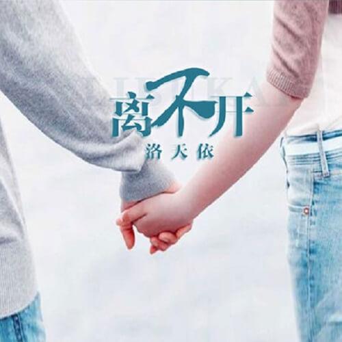 Li Bu Kai 离不开 Can Not Do Without Lyrics 歌詞 With Pinyin