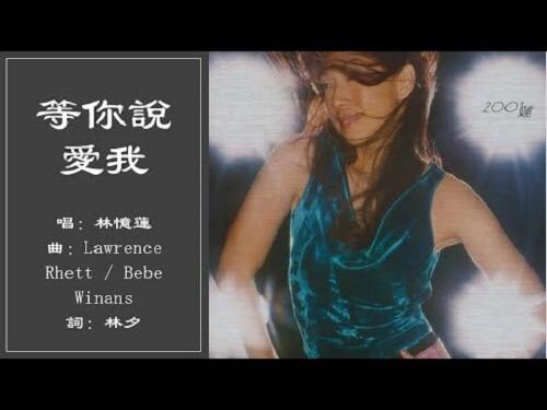 Deng Ni Shuo Ai Wo 等你说爱我 When You Say You Love Me Lyrics 歌詞 With Pinyin