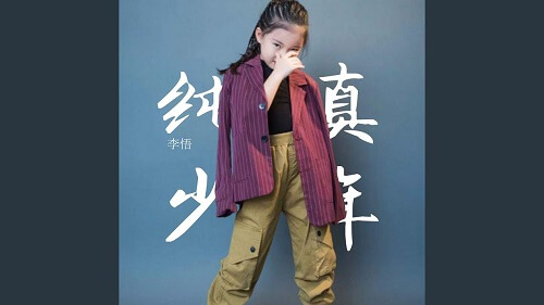 Chun Zhen Shao Nian 纯真少年 Pure Boy Lyrics 歌詞 With Pinyin