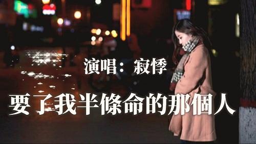 Yao Le Wo Ban Tiao Ming De Na Ge Ren 要了我半条命的那个人 The Man Who Killed Me Half My Life Lyrics 歌詞 With Pinyin