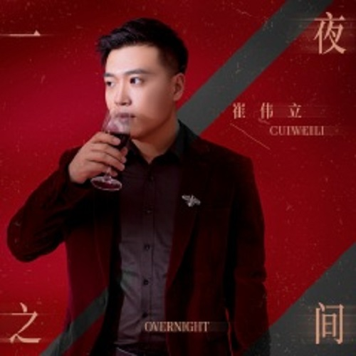Yi Ye Zhi Jian 一夜之间 Overnight Lyrics 歌詞 With Pinyin By Cui Wei Li 崔伟立